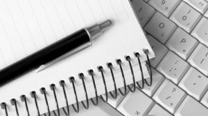 Pen and paper istock